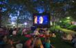 We offer outdoor movie events Nationwide